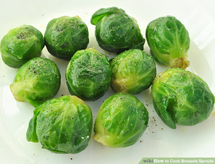 Brussels Sprouts: Benefits & An Easy Recipe