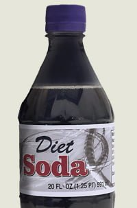 Are You a Diet Soda Drinker?