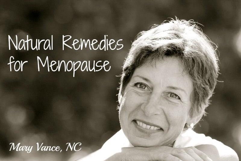 6 Natural Remedies for Menopause Symptoms