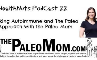 PodCast 22: AutoImmune Paleo with the Paleo Mom