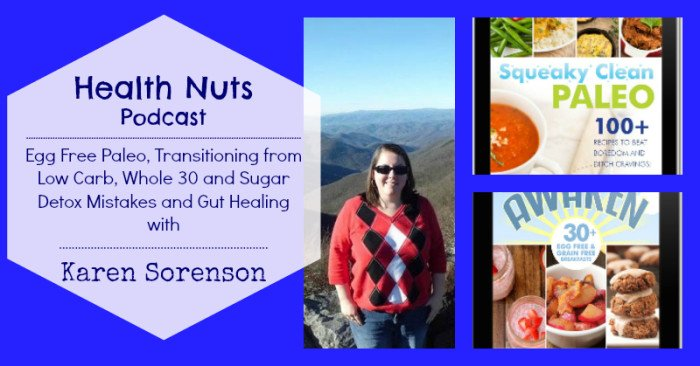 PodCast 22: Whole 30 and Sugar Detox