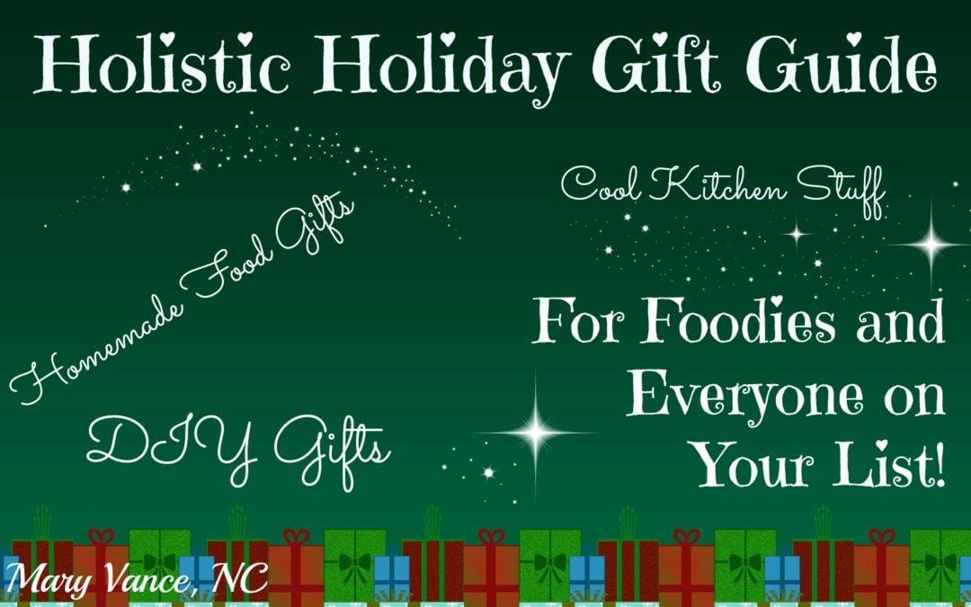 Holistic Holiday Gift Guide