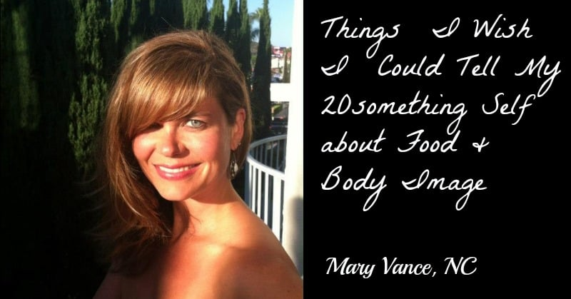Thoughts On Navigating Food and Body Image