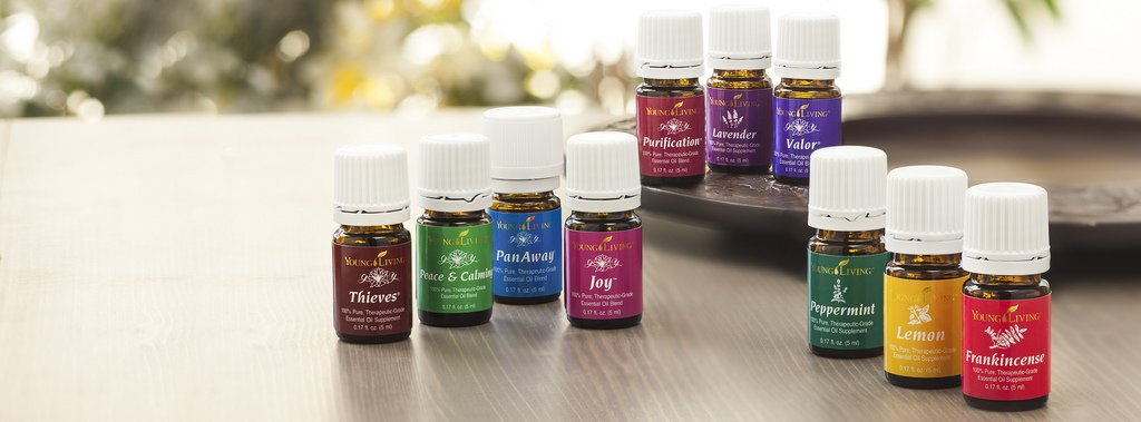 All the Ways I Use Essential Oils Daily