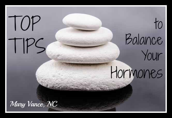 Top Tips for Hormone Balance