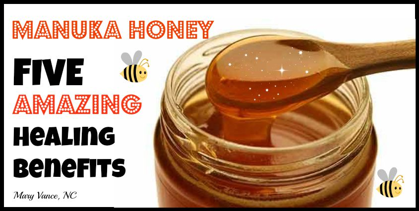 5 Healing Benefits of Manuka Honey