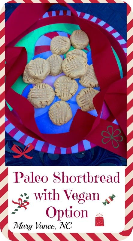 paleo shortbread