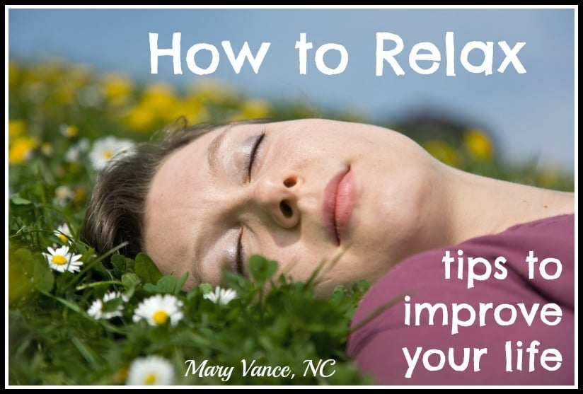 10 + Ways to Relax