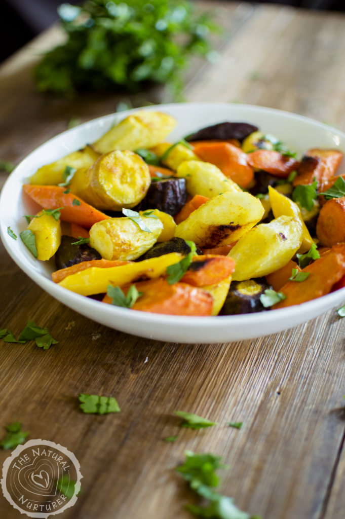Turmeric+Roasted+Carrots