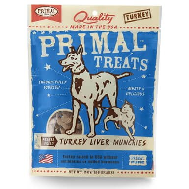 Turkey Liver Pet Treats