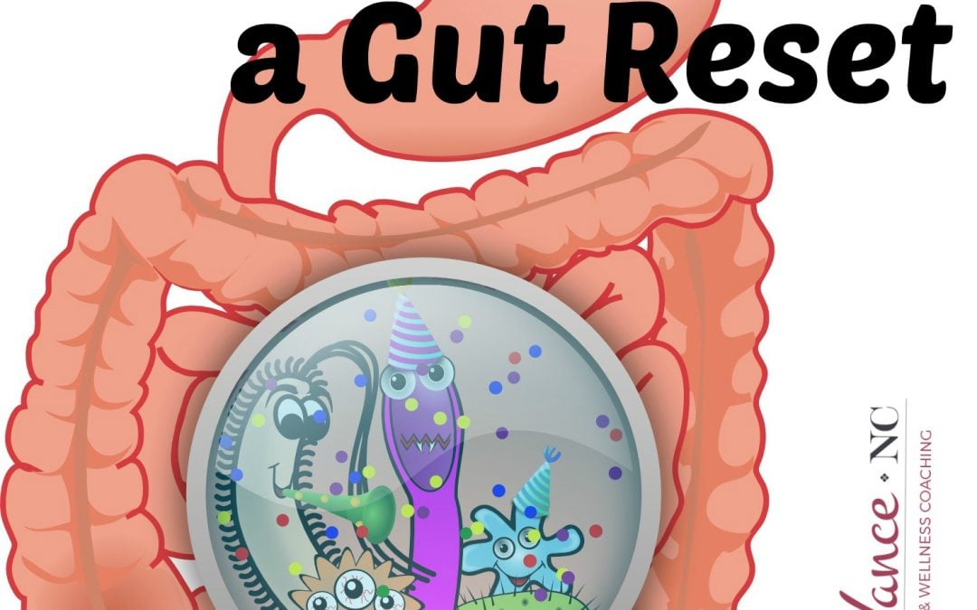 Why You Need a Gut Reset
