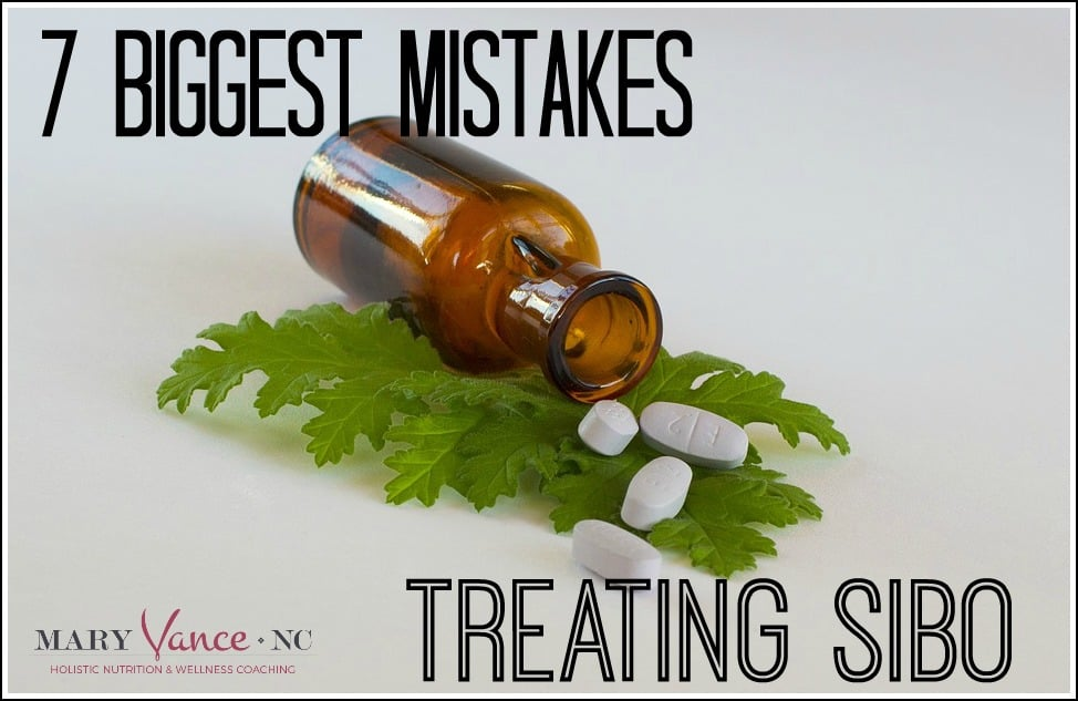 7 Biggest Mistakes in Treating SIBO