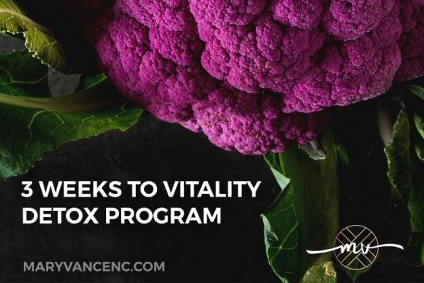 21 day detox program
