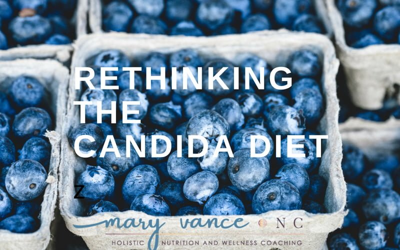 Rethinking the Candida Diet: What's the Best Diet for Candida?