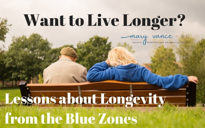 What We Can Learn about Longevity from the Blue Zones