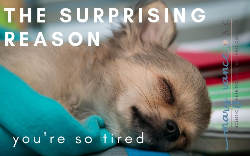 The Surprising Reason You're So Tired