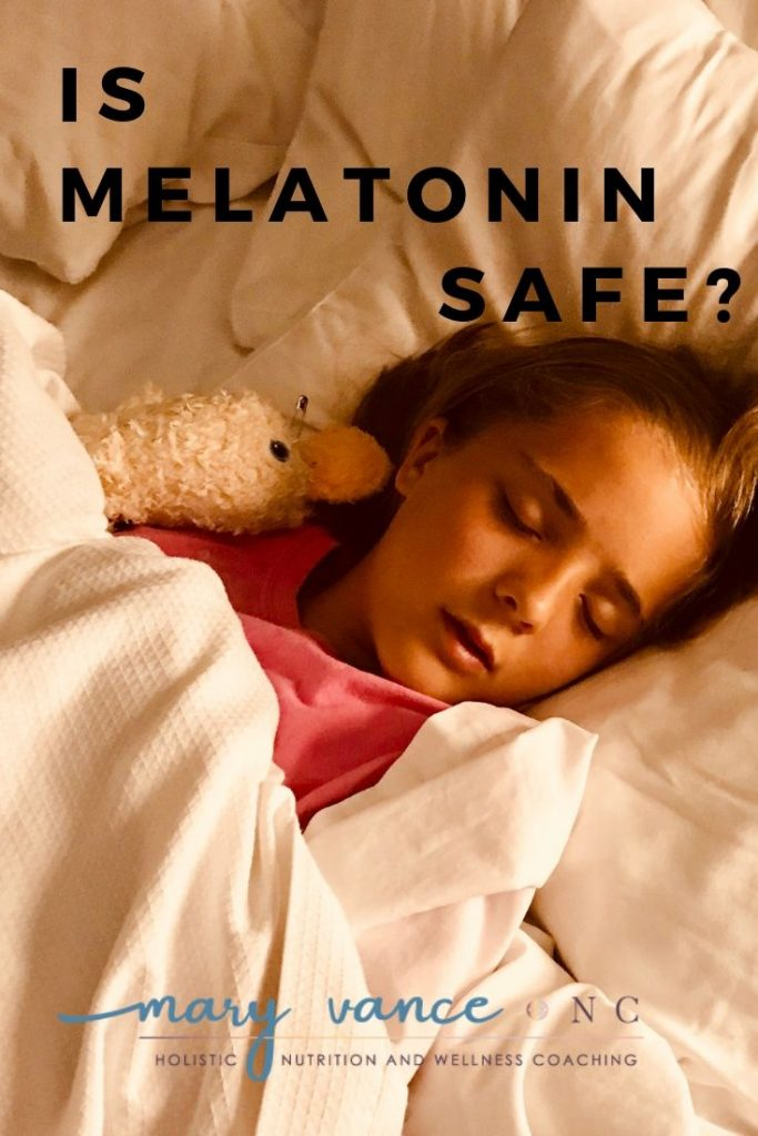 Pros & cons of melatonin supplementation