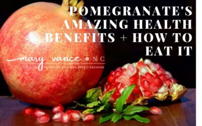 6 Health Benefits of The Powerful Pomegranate