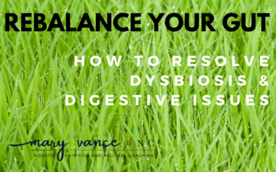 Four Types of Gut Dysbiosis and How to Resolve